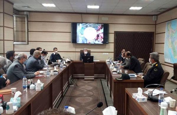 برگزاری جلسه کمیته استانی پیشگیری از آنفلوانزای حاد پرندگان