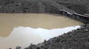 800 هزار مترمکعب بندهای خاکی دامغان آبگیری شد