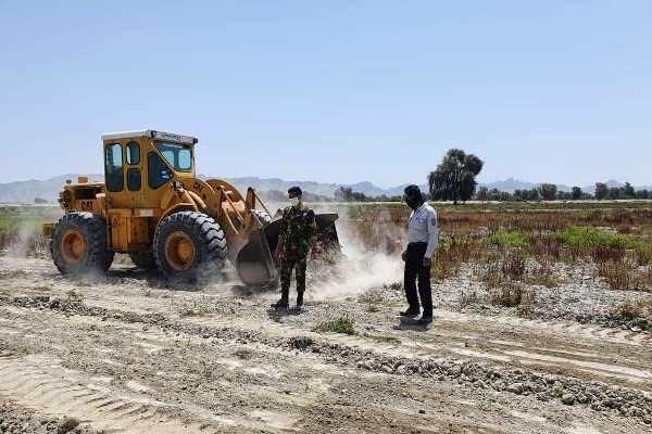 رفع تصرف و خلع 950هکتار از اراضی ملی طی 7ماهه نخست امسال