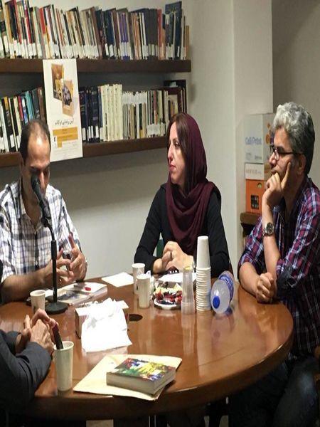علی حاتمی چندان گذشته گرا و تاریخ گرا نیست