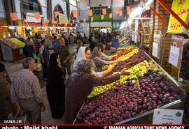 گرانی در بازار میوهها طبیعی است