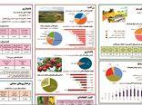 اطلاعنگاشت کشاورزی ایران در یک نگاه