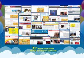 بازتاب اخبار جشنواره فیلمهای کودکان و نوجوانان در رسانههای منطقه و بینالملل