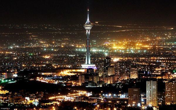 شبهای تهران هم جذابیت توریستی دارد
