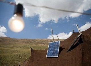 ۲۰ درصد عشایر اصفهان از انرژیهای پاک برخوردارند