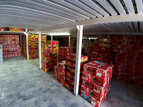 ظرفیت سردخانه محصولات کشاورزی بوشهر۱۲۰درصد افزایش یافت