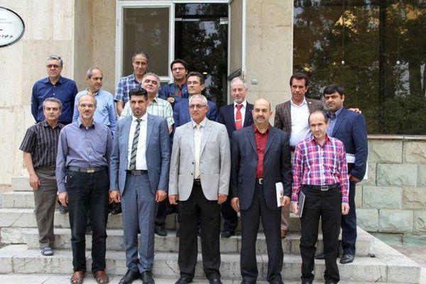 بازدید هیأت بلندپایه وزارت بهداشت عراق از مؤسسه رازی