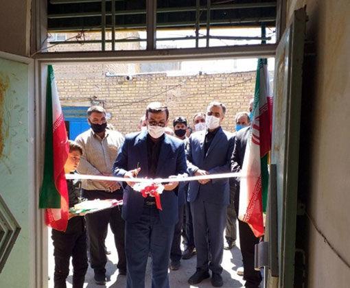 افتتاح دفتر غیردولتی 1719 در روستای گرنگاه شهرستان اهر