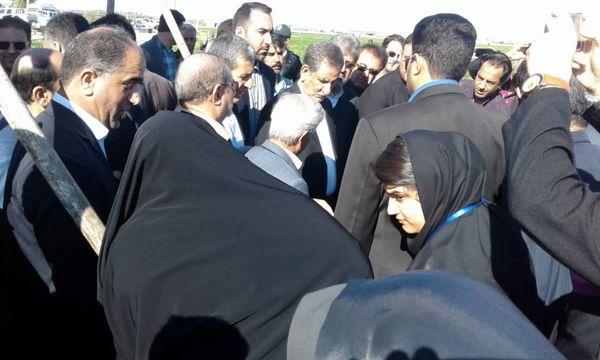 ۱۰۲ پروژه آبیاری نوین در استان بوشهر به بهرهبرداری رسید