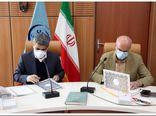 انعقاد تفاهمنامه همکاری بین سازمانهای شیلات ایران و منطقه آزاد چابهار