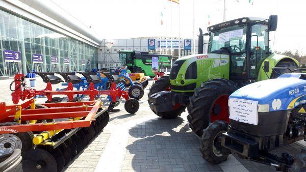 حضور ترکیه، چین، آلمان، ایتالیا و فرانسه در نمایشگاه ماشینآلات کشاورزی