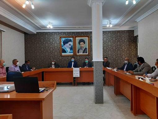 برگزاری اولین جلسه بررسی راهبردهای عملی اشتغال پایدار در شهرستان عجب شیر