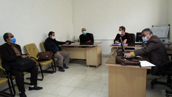 نشست کمیته هماهنگی کود در شهرستان البرز برگزار شد