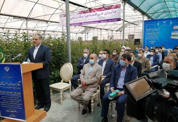 وزیر جهاد کشاورزی جزییات طرحهای ملی را اعلام کرد