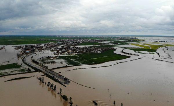 پرداخت 18.2 هزار میلیارد ریال غرامت سیل فروردین 98 به خسارت دیدگان بخش کشاورزی