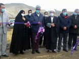 بهرهبرداری از طرح پرورش گوسفند گوشتی با ظرفیت ۱۰۰ راس در شهرستان هشترود