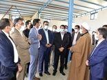 بازدید رییس سازمان به همراه استاندار خراسان جنوبی از پروژههای آماده بهرهبرداری هاب شتر