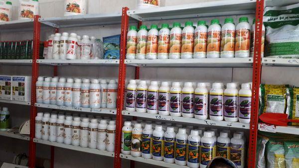 طرح نظارت بر فروشگاههای سموم در شهرستان البرز اجرا شد