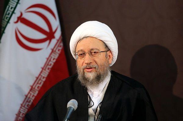 پخش گفت وگوی زنده رییس قوه قضاییه