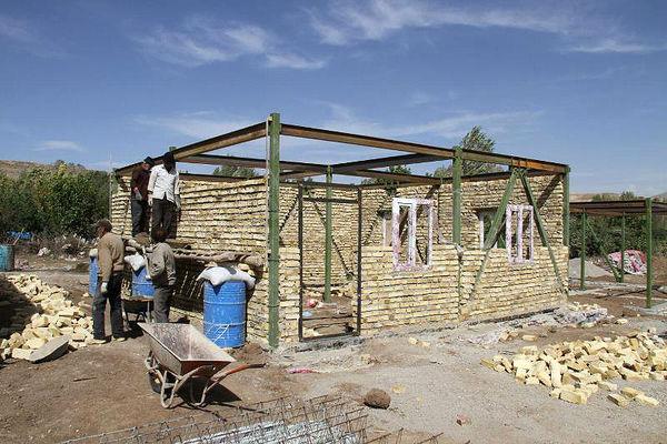 سالانه ٢٠٠ هزار واحد روستایی نوسازی میشود