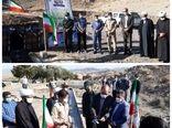 افتتاح قنات کلات خار روستای برون شهرستان فردوس بمناسبت هفته دولت