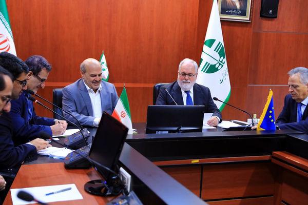 اتحادیه اروپا در رفع چالشهای محیطزیستی ایران همکاری کند