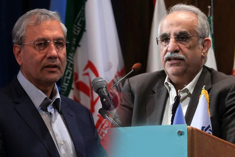 طرح استیضاح دو وزیر کلید خورد