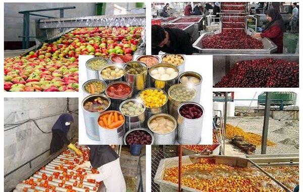ظرفیت فرآوری محصولات کشاورزی در خراسان شمالی 115 درصد افزایش یافت