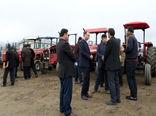 پلاکگذاری 277 دستگاه از ماشینهای کشاورزی در شهرستان هوراند