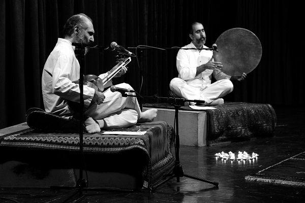 کنسرت «پردیس» در اصفهان برگزار شد