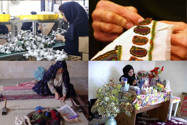 تشکیل صندوق  اعتبارات خرد زنان روستایی و عشایری در شهرستان بستان آباد