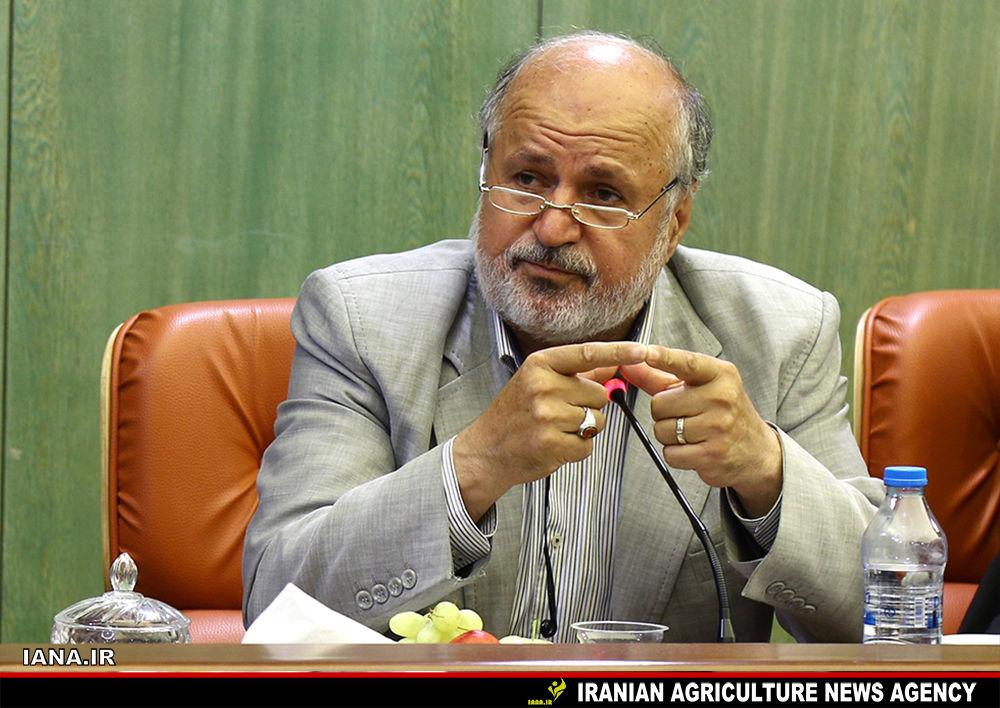حجتي در جمع  نمايندگان استان گيلان