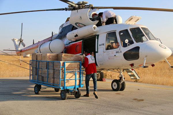 آمادهباش ناوگان هوایی برای اعزام کمک به زلزلهزدگان