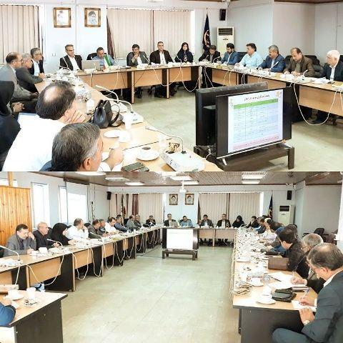 جلسه ستاد فنی سازمان جهاد کشاورزی استان گلستان برگزار شد