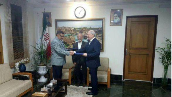 انعقاد پروتکل همکاری تحقیقاتی ایران و روسیه در بخش آب و کشاورزی