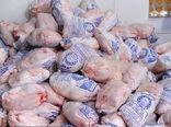 ظرفیت صادرات سالانه 14 هزار تن مرغ از کرمانشاه به خارج از کشور را داریم