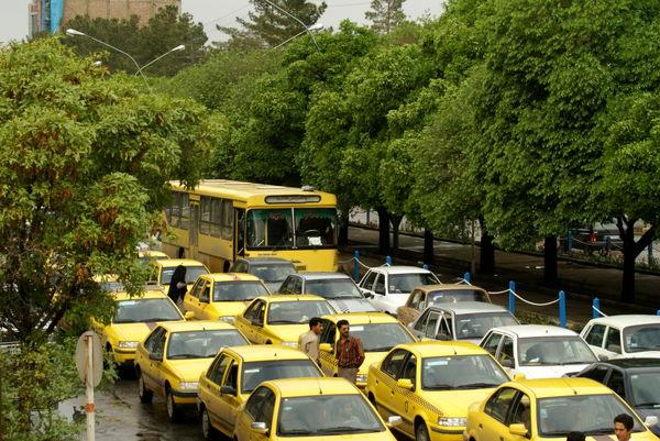 کرایه تاکسی و اتوبوس حداکثر 12.5 درصد افزایش مییابد