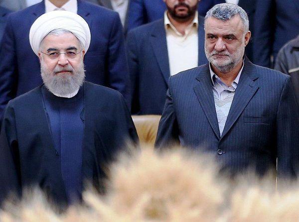 حجتی به سمت مشاور رئیس جمهور در امور کشاورزی و امنیت غذایی منصوب شد