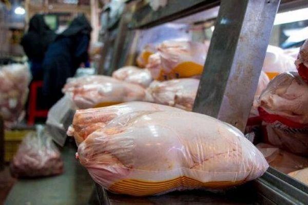 عرضه 8 هزار و 877 تن گوشت مرغ در روز 12 فروردین/ رکورد 10 ساله شکسته شد