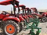 سال گذشته 506 دستگاه تراکتور و ادوات کشاورزی در خراسان شمالی خریداری شد