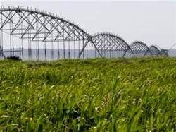 شروع به کار ایستاگاههای پمپاژ شماره 9 و 10 پروژه آبیاری دشت زرنه شهرستان ایوان