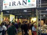 سوغات روستاهای ایران در نمایشگاه صنایع دستی ایتالیا