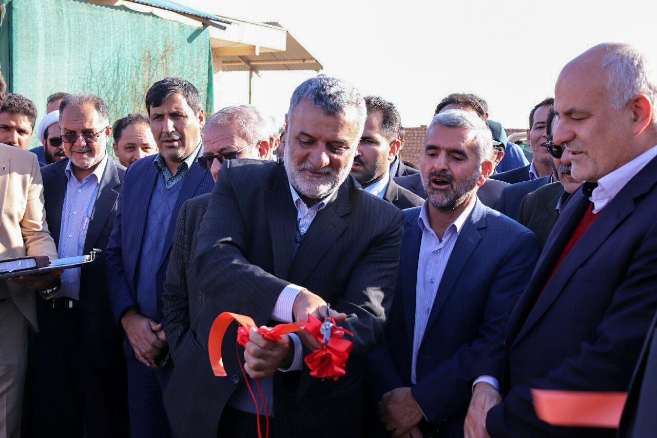 سفر حجتی به استان سمنان