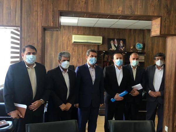 دیدار استاندار ایلام با رئیس سازمان امور عشایری کشور