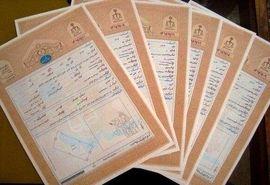 صدور اسناد تک برگ کاداستر برای 40 هزار هکتار اراضی ملی استان تهران