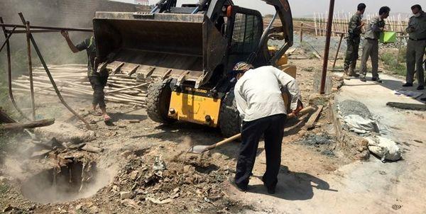 جلوگیری از خروج  ۴۵۰هزارمترمکعب آب با انسداد ۳۸ حلقه چاه غیرمجاز در تهران