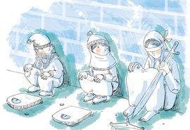روز جهانی حقوق بشر-کارتون فیروزه مظفری