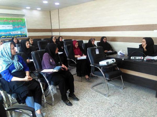 کارگاه آموزشی کشت گیاهان دارویی در شهرستان بوشهر برگزار شد