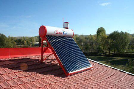 اجرای طرح کمربند حفاظتی و نصب 17 دستگاه آبگرمکن خورشیدی در این شهرستان