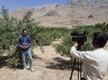 تصویربرداری فصل دوم مستند آموزشی آب و آبیاری از دیروز تا امروز